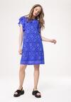 Niebieska Sukienka Thunderer