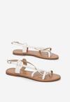 Białe Sandały Norther