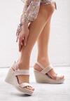 Beżowe Sandały Lowercase