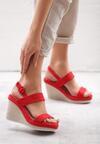 Czerwone Sandały Lowercase