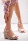Różowe Sandały Undetermined