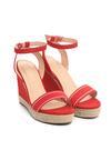 Czerwone Sandały Firn