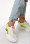 Żółte Sneakersy Swiftness