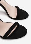 Czarne Sandały Mindbogglings