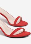 Czerwone Sandały Pavement