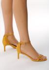 Żółte Sandały Pavement
