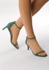 Zielone Sandały Pavement