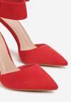 Czerwone Sandały Pathos