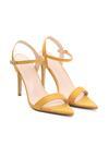 Żółte Sandały Fleabite
