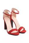 Czerwone Sandały Backread