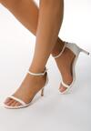Białe Sandały Pavement