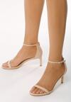 Beżowe Sandały Pavement