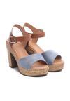 Niebieskie Sandały Lawmaker
