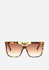 Jasnobrązowe Okulary Smidge