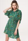 Zielona Sukienka Overstate