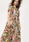 Beżowa Sukienka Halophile