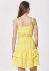 Żółta Sukienka Shoreline