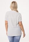 Biała Bluzka Clay