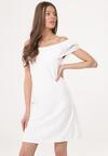 Biała Sukienka Gravel