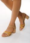 Beżowe Sandały Atomology
