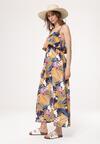 Ciemnoniebieska Sukienka Delphinium