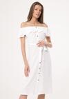 Biała Sukienka Agility