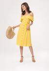 Żółta Sukienka Agility