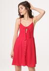 Czerwona Sukienka Fermion
