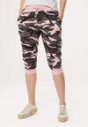 Różowe Spodnie Stereogenic