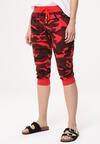 Czerwone Spodnie Stereogenic