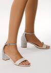 Beżowe Sandały Frenetic