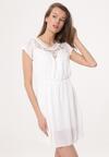 Biała Sukienka Salvation