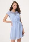 Niebieska Sukienka Salvation