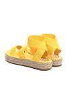Żółte Sandały Themed