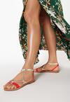 Czerwone Sandały Reactivity