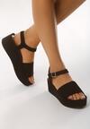 Czarne Sandały Retailer