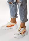 Pomarańczowe Sneakersy Swiftness