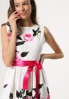 Biała Sukienka Nailed Down