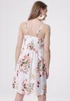 Biała Sukienka Diuturnal