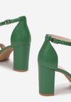Zielone Sandały Authorizing