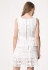 Biała Sukienka Cosmology