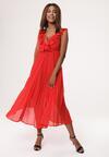 Czerwona Sukienka Consort