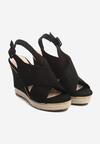 Czarne Sandały Verisimilar