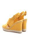 Żółte Sandały Verisimilar