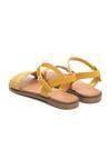 Żółte Sandały Puente
