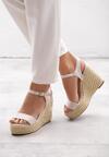 Beżowe Sandały Congruity