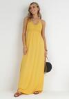 Żółta Sukienka Contradance