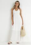 Biała Sukienka Contradance