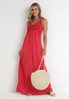 Czerwona Sukienka Contradance