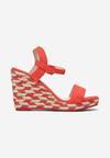 Czerwone Sandały Undetermined